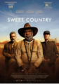 Sweet Sweet Country. - Dirección: Warwick Thornton. - País: Australia.